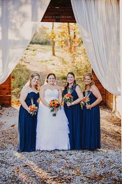 courtney and brides