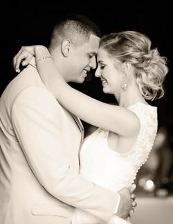 Mr. & Mrs. Dillon first dance
