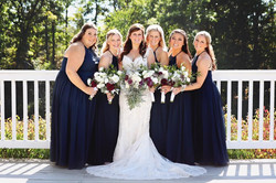 jordan and bridesmaids
