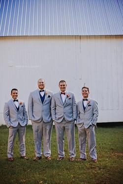 courtneys groomsmen
