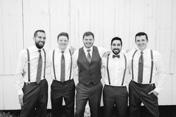 randall and groomsmen