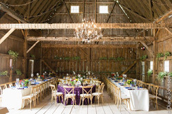 barn decorated by nadia