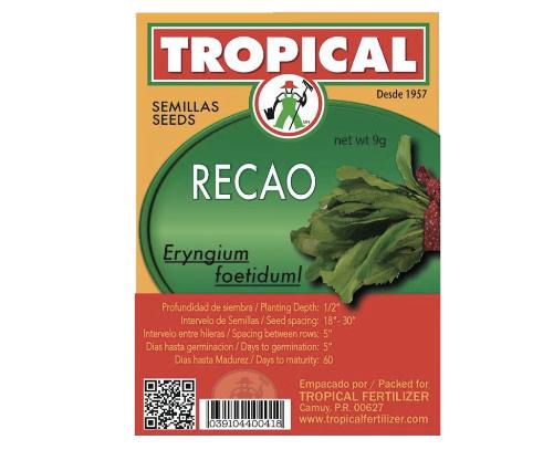 Semilla Recao 2g / Seeds Recao 2g