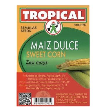 Semilla Maiz Dulce 2g / Sweet Corn 2g