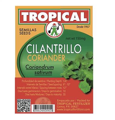 Semilla Cilantrillo 2g / Seeds Coriander 2g
