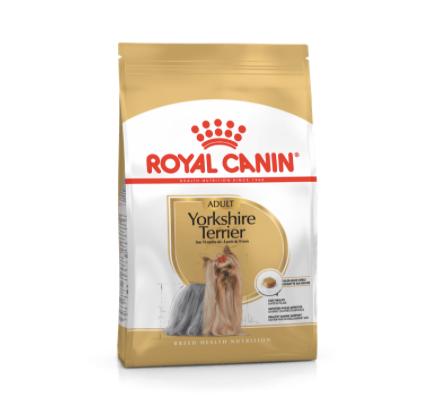 Yorkshire Terrier Adulto 2.5 lb- Alimento específico para perros adulto