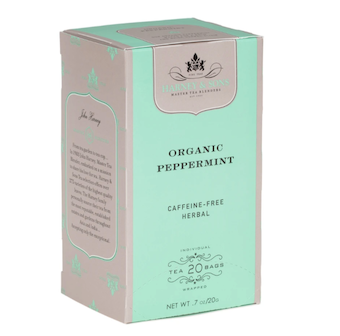 HARNEY AND SONS ORGANIC PEPPERMINT HERBAL PREMIUM 20 Sobres