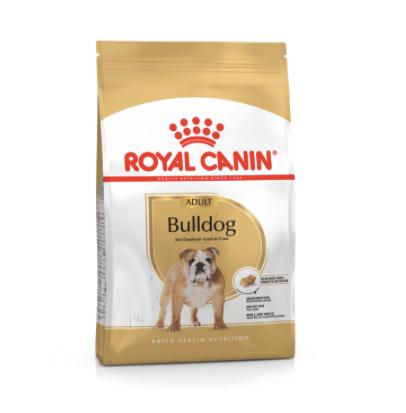 Bulldog Inglés Adulto - Alimento específico para perros adulto Bulldog Inglés a