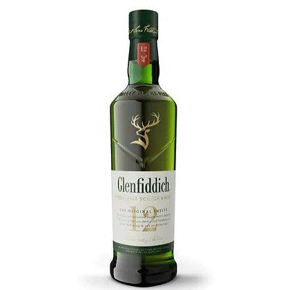 Glenfiddich Single Malt Scotch Whisky 750ml