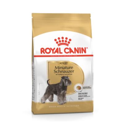 Schnauzer Miniatura Adulto 10 lb-Alimento específico para perros adulto