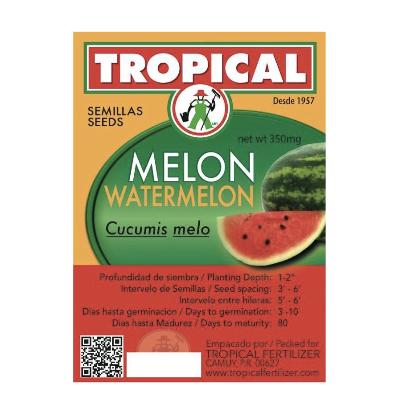 Semilla Melon 2g / Seed Watermelon 2g