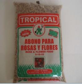 ABONO FLORES Y ROSAS 7lbs.