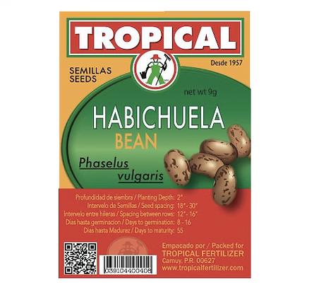 Semilla Habichuela 2g / Seeds Bean 2g