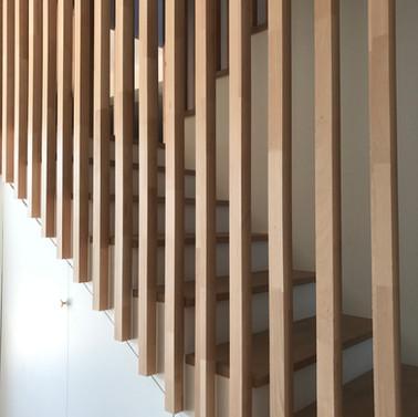 Cage d'escalier Gagny