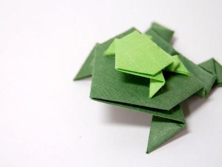 紙青蛙小遊戲