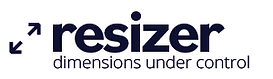 Resizer - logo and tag - white background.png