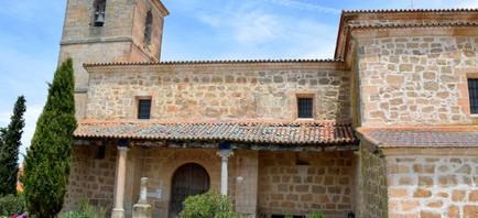 Iglesia Negrilla de Palencia