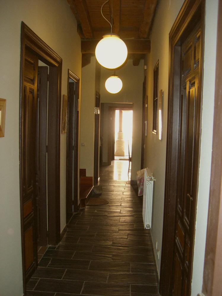 Pasillo de entrada principal