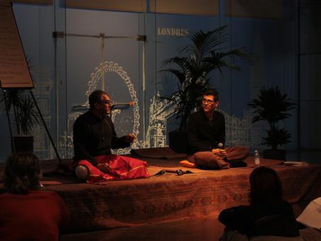 Kaivalyadhama France au Festival du Yoga