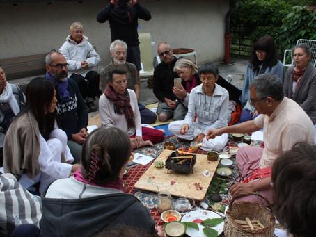 Stage Yoga et cuisine ayurvédique