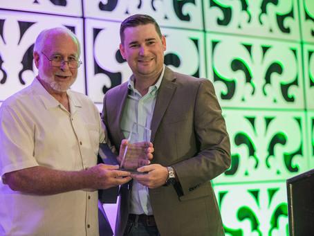 Nature's Eye Founder/Wildlife Biologist Wins National Conservation Award