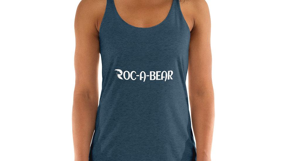 Roc-A-Bear Women's Racerback Tank