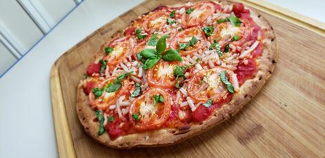Vegan Personal Pizza