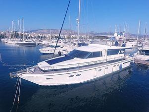 Elegant Yacht