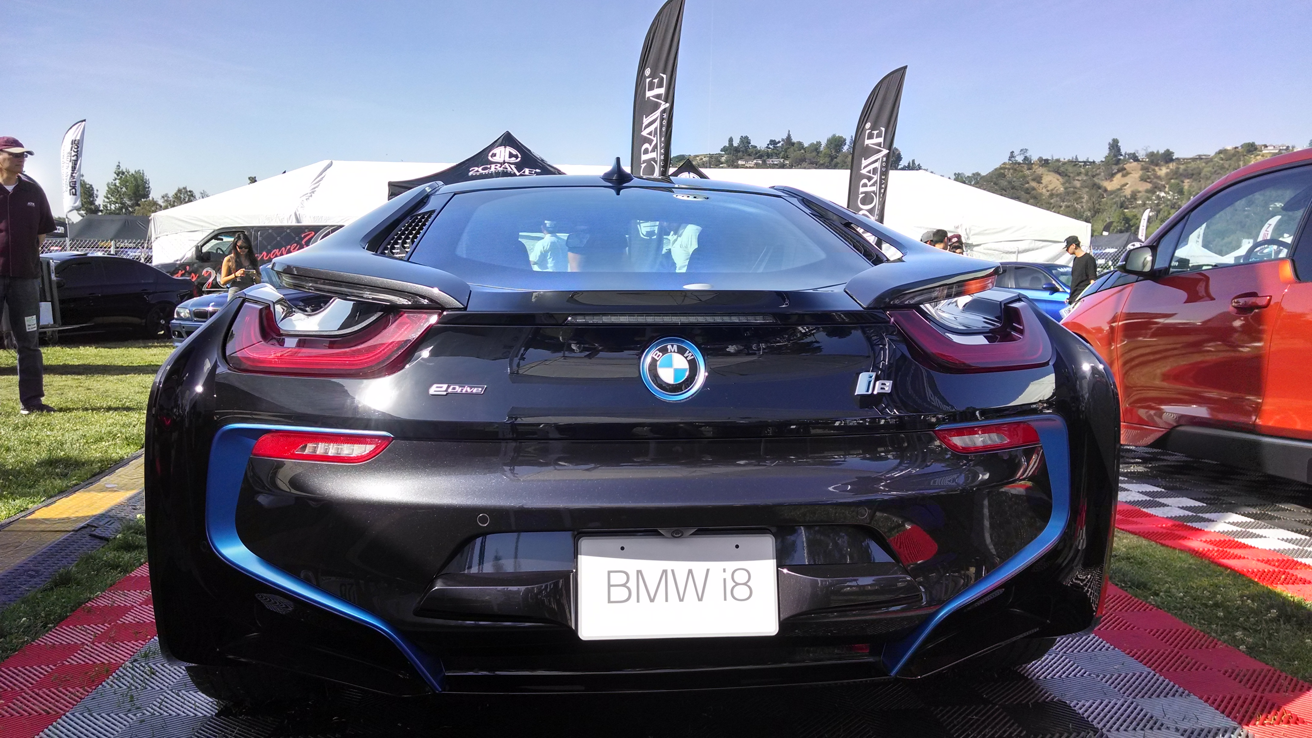 THE NEW I8