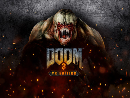 DOOM 3: VR Edition is coming to PS VR!