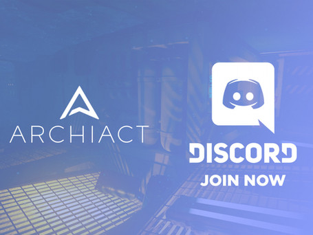 The Archiact Discord Is Live!