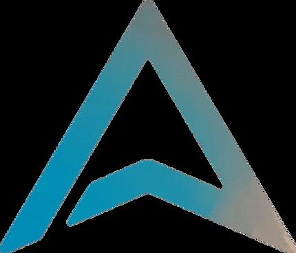 Blue Archiact Arrowhead Logo