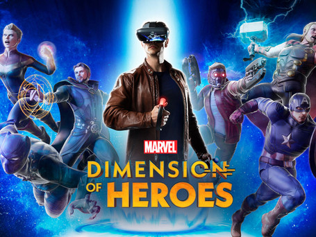 Defend Your Reality In MARVEL Dimension of Heroes!