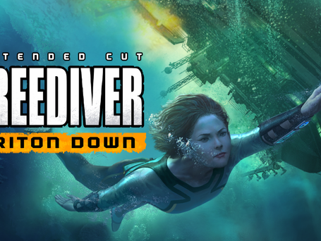 FREEDIVER: Triton Down Extended Cut is Available on PS VR and Quest Now!