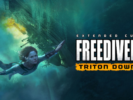 Regarding FREEDIVER: Triton Down Extended Cut on PlayStation Europe