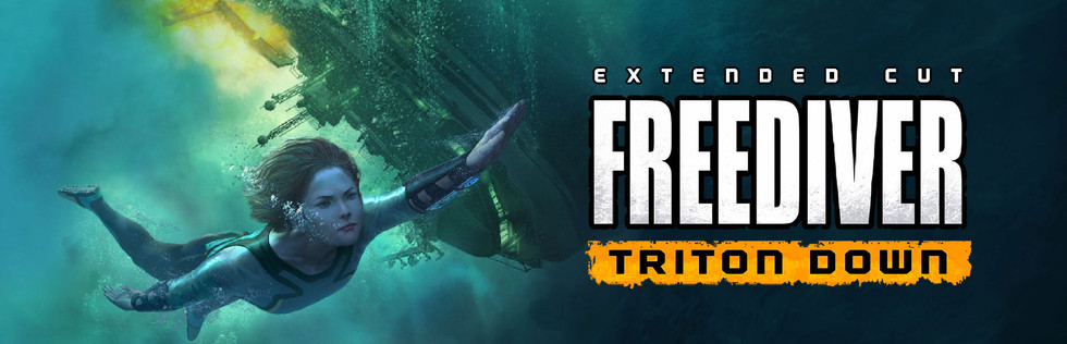 FREEDIVER Triton Down Extended Cut