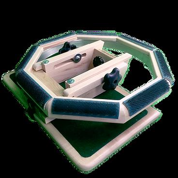 Lap Frame Folded