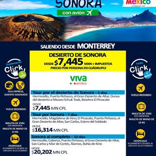 SONORA | VIVE MÉXICO