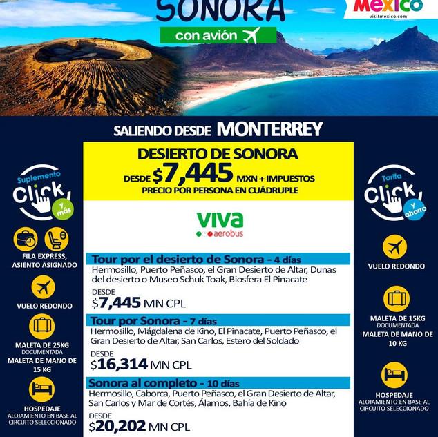 SONORA   VIVE MÉXICO