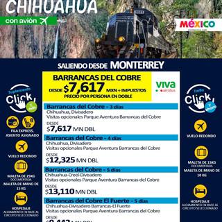 CHIHUAHUA | VIVE MÉXICO