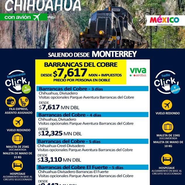 CHIHUAHUA   VIVE MÉXICO