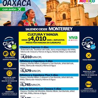 OAXACA | VIVE MÉXICO