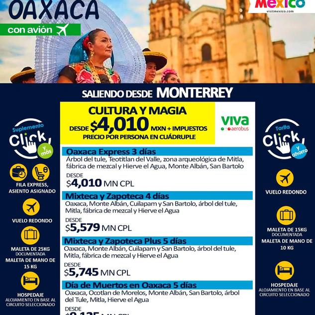 OAXACA   VIVE MÉXICO