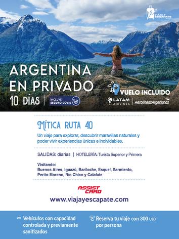 ARGENTINA EN PRIVADO