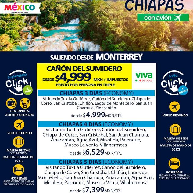 CHIAPAS   VIVE MÉXICO