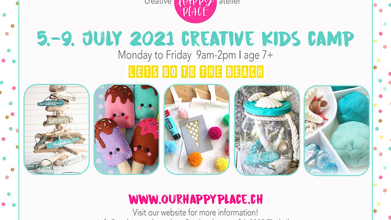 Summer Creative Kids Camp #1