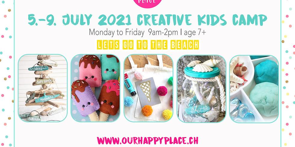 Summer Creative Kids Camp #1