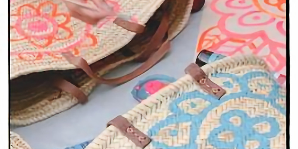 SOLD OUT! Ladies Night: Summer Beach Bags