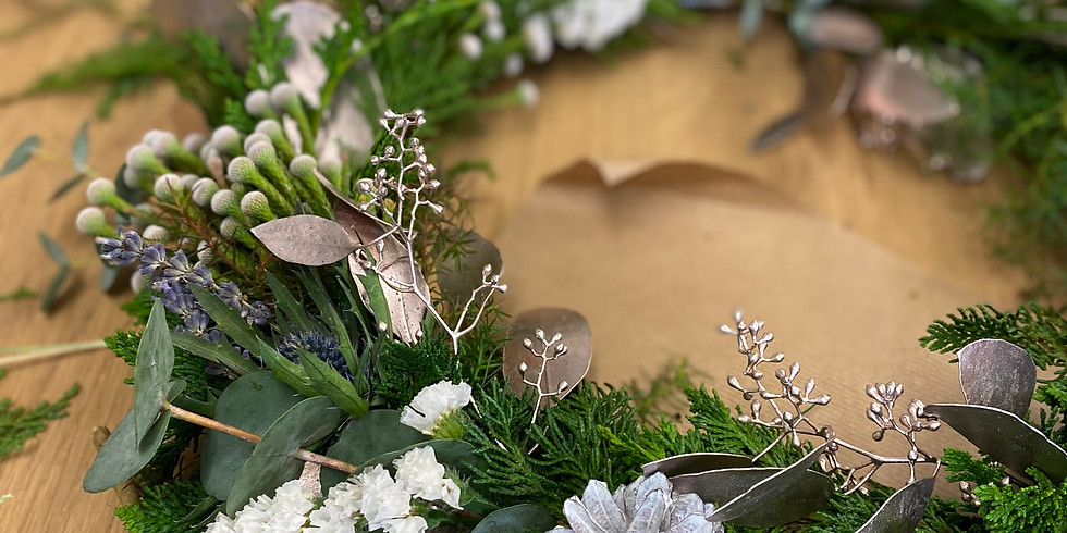 Ladies Night: Floral Wreaths with BLOEM