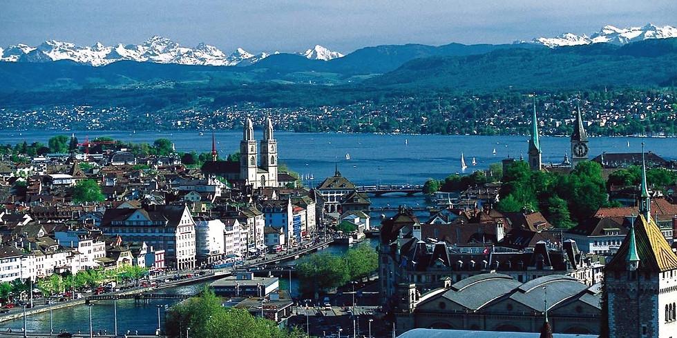 New in Zurich Meet Up (Zoom)